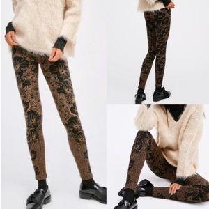 Free People Byzantine Sweater Leggings